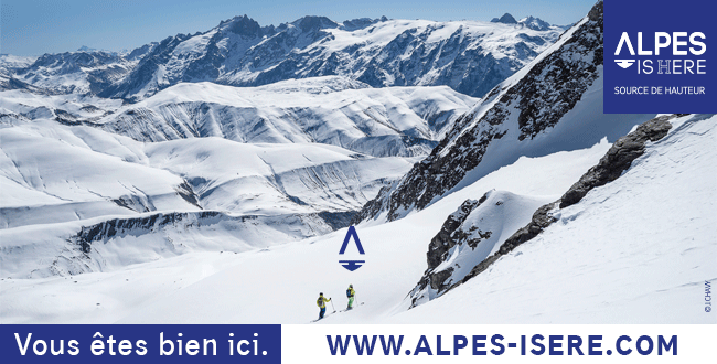 ALPES IS HERE